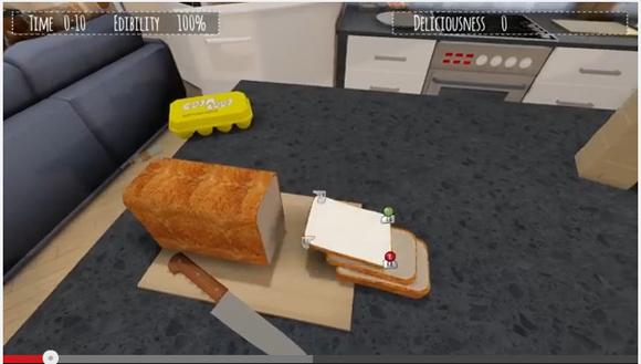 マジで意味不明! 1枚の食パンになって大暴れするシミュレーションゲーム『I am Bread』がナンだかヤバイ