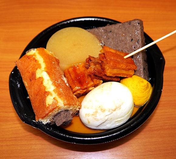 【再現度高すぎ】ラーメンケーキで世の中を驚嘆させた「メイプリーズ」からさらに新作ケーキ登場! 今度はおでんケーキだッ!!