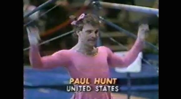 【伝説動画】男子体操選手が実際に女子競技をやったらこうなった