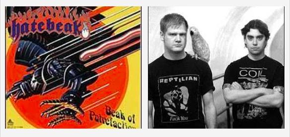 何て重厚なサウンドだ! インコがボーカルのヘビメタバンド「HateBeak」が猛烈にカッコイイ!! 過去に犬ボーカルバンドとコラボも
