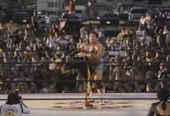 【衝撃格闘動画】プロレスラー「スコット・スタイナー」の必殺技ベスト40