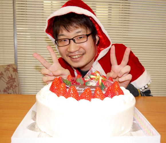 【クリぼっち必見】恋人にお金を使うなんてもったいない! クリぼっちを極めた漢(おとこ)は自分のために2万3000円のケーキを買うッ!