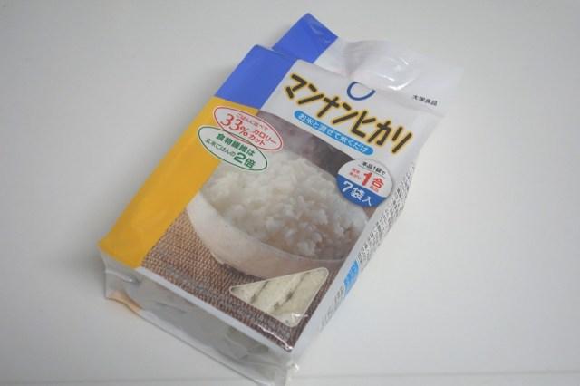 お米に混ぜて炊くこんにゃく原料食品『マンナンヒカリ』をマンナンヒカリ100%で炊いたら美味しいのか確かめてみた