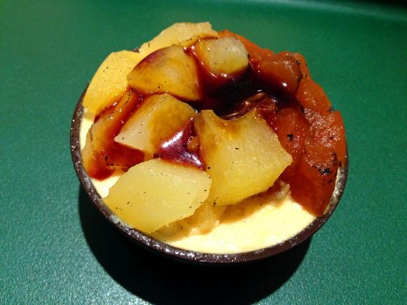 【天才スイーツ】モスバーガーの期間限定「りんごのシブースト」が神ウマッ!! りんごの妖精が微笑みかけてくるレベルだぞーー!