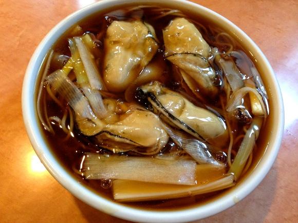 東京は浅草でひっそりとたたずむ蕎麦の名店を発見 ! 「ハマグリそば」に震え「牡蠣なんばん」で気絶しそうになった 観音通り『弁天』