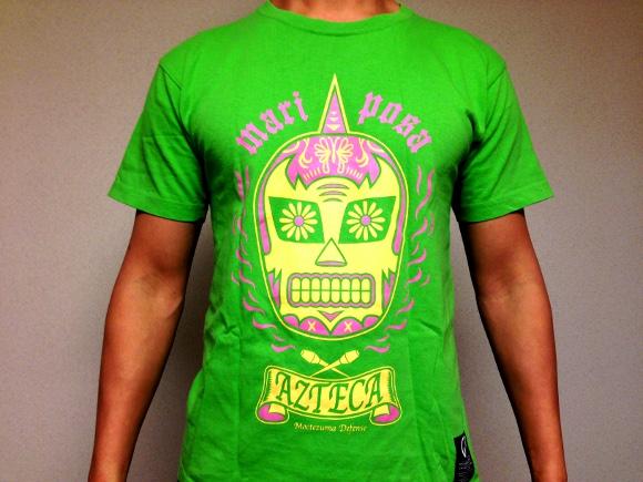 【俺のTシャツ】本当は教えたくないほどカッコいいTシャツだらけの「キン肉マン」シリーズ / マリポーサの目力に瞬殺された!