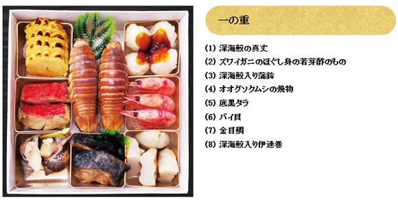 【マジかよ】オオグソクムシの姿焼き入りの「深海魚おせち」予約開始 / 数量限定で12月25日まで! グソラーは急げッ!!