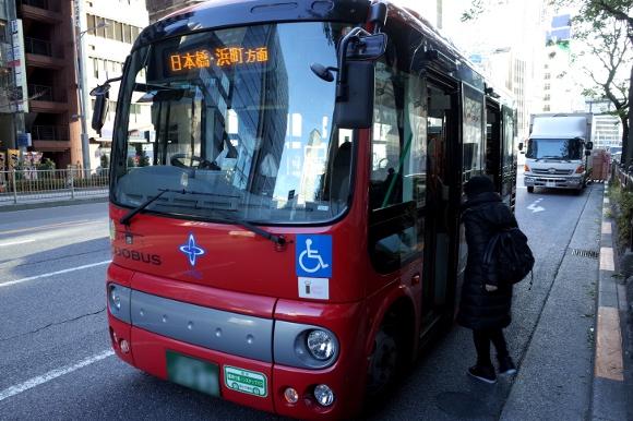 【ぶらり100円バスの旅】中央区北循環バス「江戸バス」で東京駅~人形町を巡る / 甘酒横丁でホッと一息