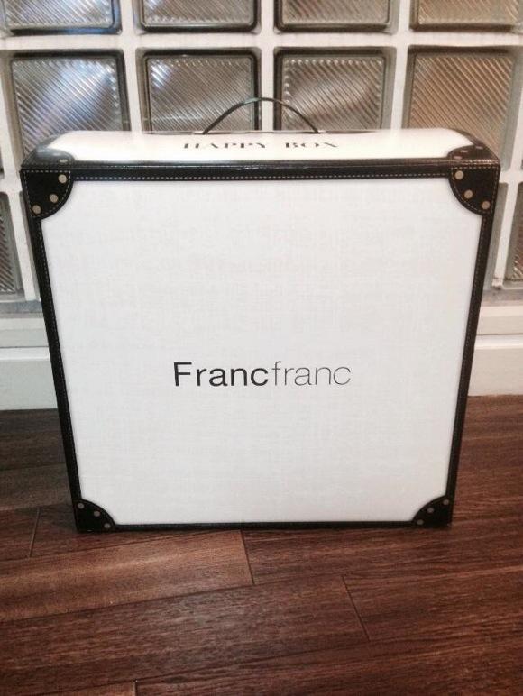 【2015福袋特集】フランフランこと『Francfranc』の福袋(5000円)の中身を公開 / そこそこ使えそうな7つの商品が入っていたヨ