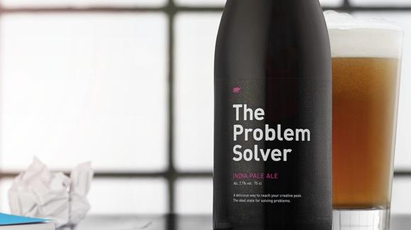 【酒の力】ぼんやりして仕事ができなくっても大丈夫! 酒の力を借りれば大丈夫!! という説が発表される / しかも「問題解決ビール」も開発される