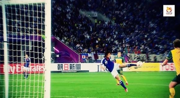 【衝撃サッカー動画】まもなく開催されるアジアカップに先駆けて公開された PV がしびれるくらいカッコイイ!!