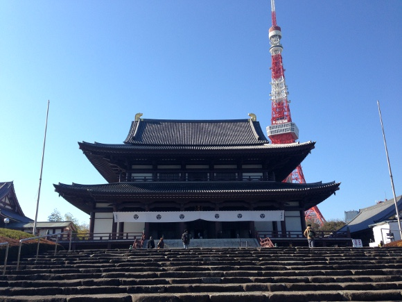 【マジかよ】東京・芝大門の「増上寺」がKAT-TUNファンの聖地になっているらしい / 行ってみたら意外な事実が判明!