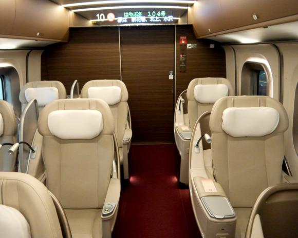 新幹線「はやぶさ」のグランクラスに乗ってみた / 超快適で降車駅に着いても本気で降りたくなくなってしまう