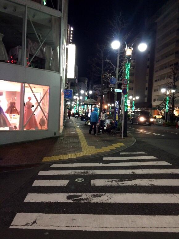 【2015年ラッキーバッグ】渋谷店は販売予定数に達し行列参加受付終了 / 始発で来ても遅いぞ〜‼︎