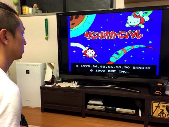 【懐かしのゲームレビュー】キティ・けろっぴ・たあ坊らが大集結 / 内容はシンプルにも程があるパズルゲーム『サンリオカーニバル』