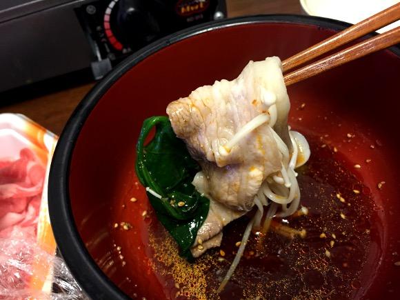 【最強レシピ】絶対に試してくれ! しゃぶしゃぶが100倍ウマくなるタレがこれだ!!