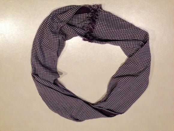 【徹底レビュー】無印良品の福袋に入っていた「着こなし不可能な布」をセンスのいい友人がアレンジしたらこうなった