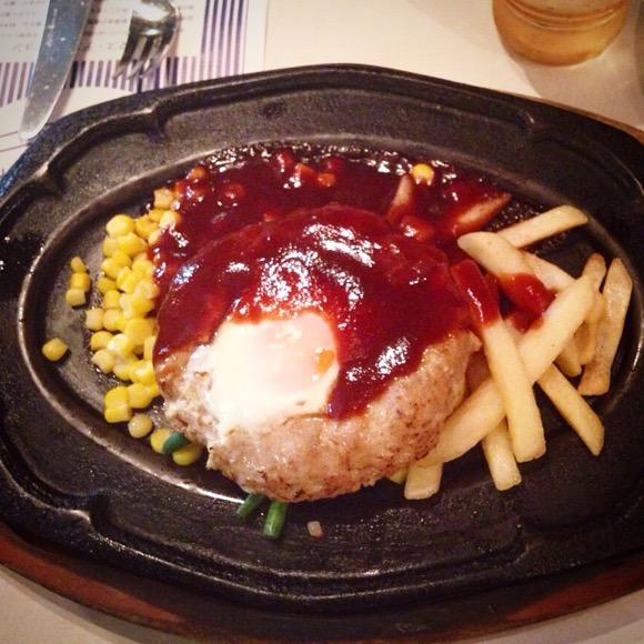 【おいしいハンバーグ】知る人ぞ知る地元の老舗の味 / 大山の洋食屋さん「レストラン オオタニ」がウマい