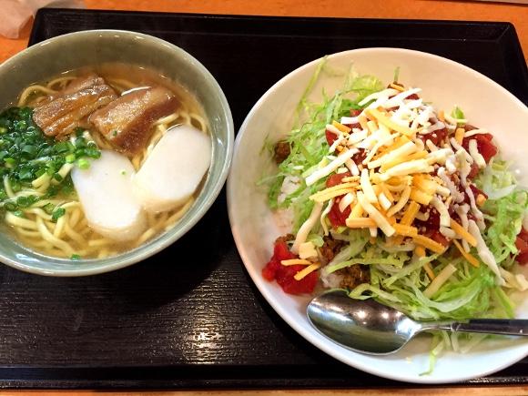 新宿の夜はここでシメ! サクッと軽い沖縄料理がちょうどイイ!! 東京・新宿「沖縄そば やんばる」