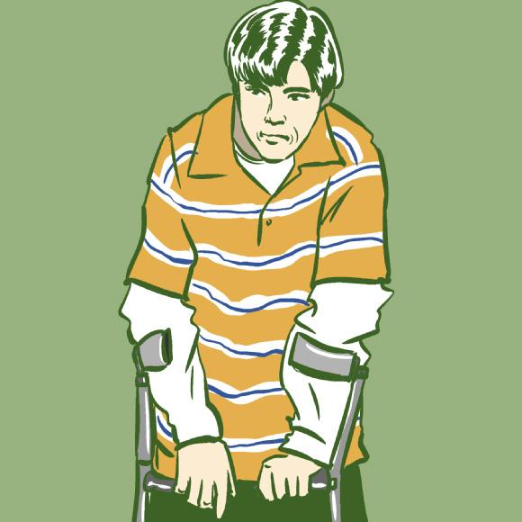 """【海外ドラマ】『ブレイキング・バッド』の""""ジュニア"""" の素顔に迫る! 役と同じく脳性麻痺を患っている / 障害を抱える俳優としてスポークスマン的存在に"""