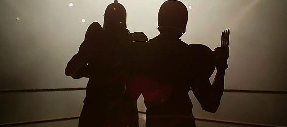 【ファン涙目】正義超人の師弟コンビが初共演 / ロビンマスクのかっこよすぎるCMにあのロボ超人も登場とかまじで胸アツ!!!