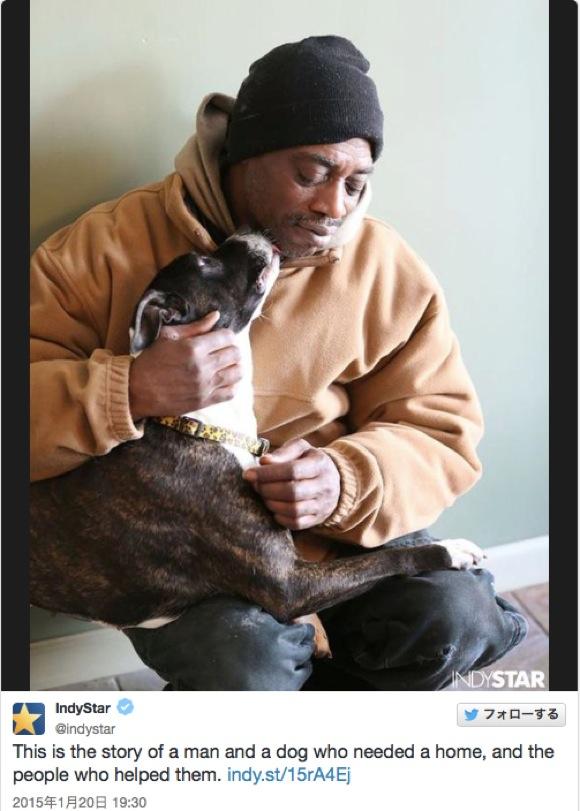 「私は犬を見捨てない」 飼い犬との生活を目指して奮闘するホームレス男性 / その姿から私たちが学ばなければならないこと