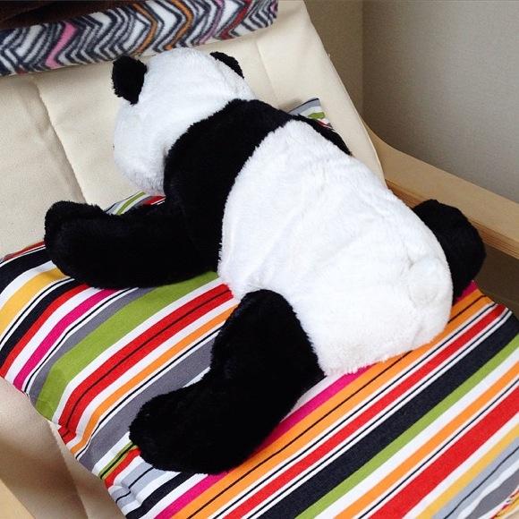 【キュン死】IKEAで売ってるパンダのぬいぐるみが可愛すぎてヤバイ / 出会って4秒で即買い決意レベル