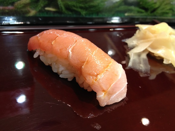 デパ地下にあるのにデパ地下の域をぶっちぎっている寿司屋 / 西武池袋地下1階『九段下 寿司政 旬八海』