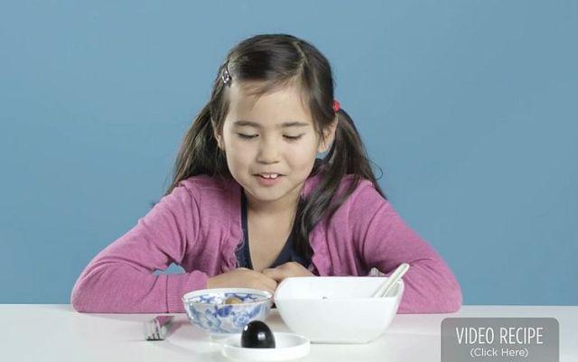アメリカの子供達に世界の朝ご飯を食べさせたらこうなった!! 彼らのコメント「死んだ魚が入ってる!」「トイレの臭いがする」など