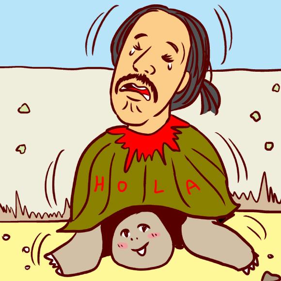 """『ブレイキング・バッド』亀に生首を載せられた """"トルトゥーガ"""" の素顔に迫る!! 武装強盗などの罪で11年間ムショを出入りしていたヤバい経歴の持ち主!"""