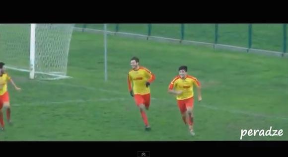 【動画あり】海外ネットユーザーが選ぶサッカーのおもしろゴールパフォーマンスベスト10