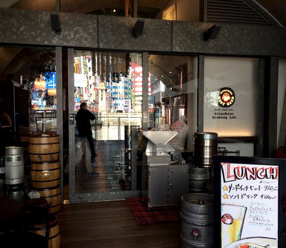 茨城県最強地ビールが秋葉原に進出! 「常陸野ブルーイング・ラボ」で『常陸野ネストビール』を楽しもう