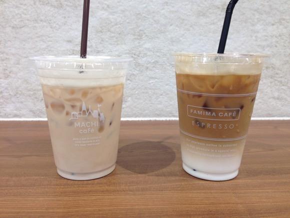 【カフェラテ群雄割拠】コンビニカフェも「シアトル系」の時代に突入! ファミマとローソンのカフェラテを飲み比べてみた
