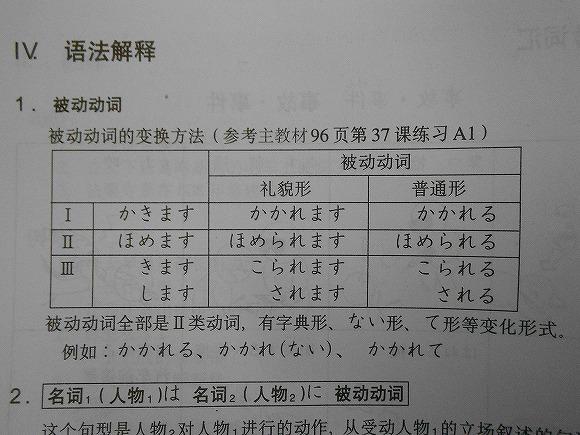 日本語の授業中に中国人が一斉にメモを取る単語とは?