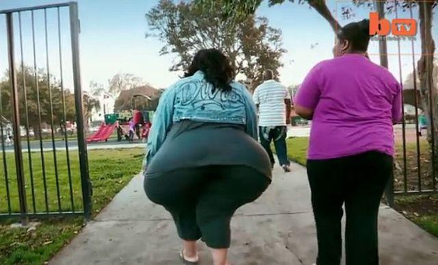 「史上最大級のデカ尻」をもつ女性達に圧倒されること間違いナシ! なんと彼女達のお尻のサイズは160~240センチ!!