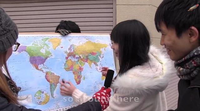 """【街角インタビュー】日本人に聞いてみた!! """"もし日本を動かせるなら世界のどこにする?"""" 「ハワイや暖かい場所の近く」など"""