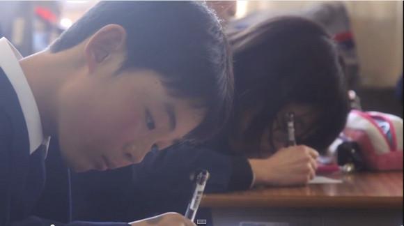 【動画】手書きの手紙ってやっぱり素敵! 中学1年生が担任の先生に内緒で書いた手紙が感動的な件
