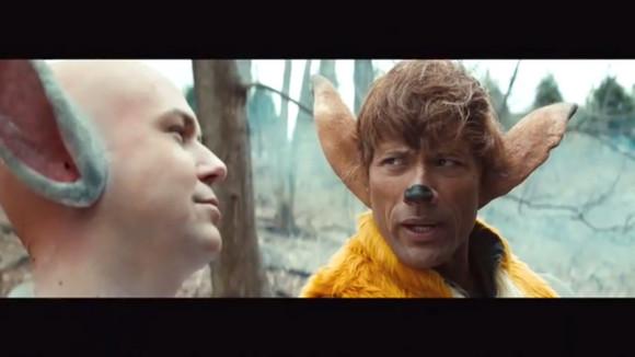 """【閲覧注意】米国で作られた実写版『バンビ』がガチでヤバすぎる / ウサギの """"とんすけ"""" やスカンクの """"フラワー"""" もヤバかった"""
