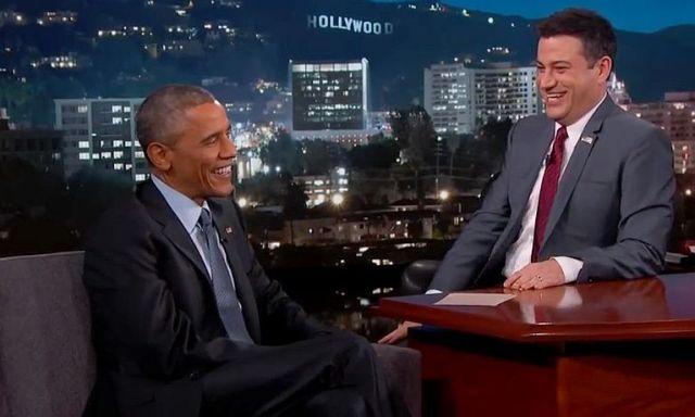 オバマ大統領がお笑いトーク番組に出演!! UFOやエリア51に関する質問に「私からは何も言えない」と意味深な発言