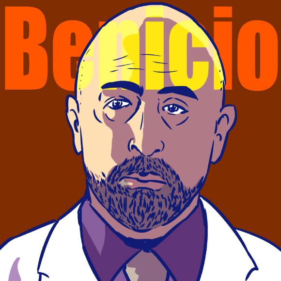 """『ブレイキング・バッド』メキシコのメス・ラボを仕切る """"ベネチオ"""" の素顔に迫る!! 父親が有名シェフで超グルメ ! 演技を始めたのは30歳を過ぎてから"""