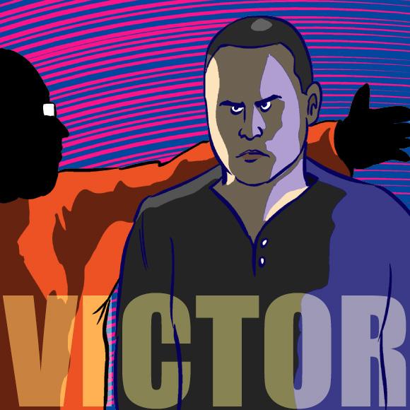 """『ブレイキング・バッド』 """"ヴィクター"""" の素顔に迫る!! 俳優デビュー作は日本映画! ロデオ一家出身だが動物アレルギーがあるためロデオを断念"""