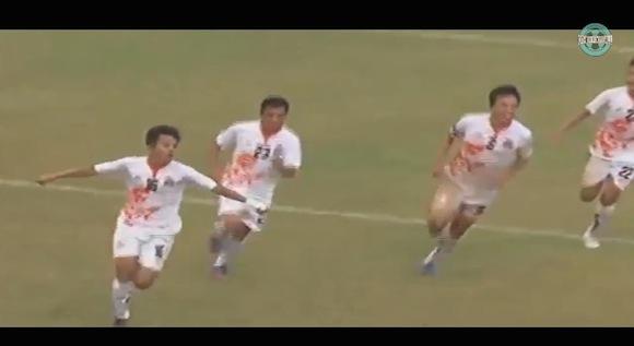 【感動サッカー動画】FIFAランキング最下位のブータンがひとつになった先制点