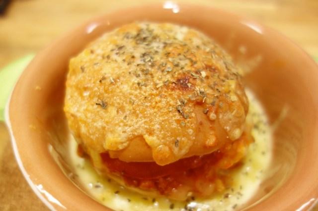 モスバーガーにピザ用チーズをかけて焼くだけの「モスバーガーラザニア」がマジウマすぎる件