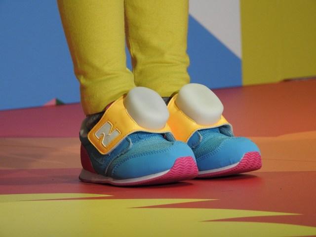 【パパママ必見】KDDIとニューバランスのコラボで開発したスニーカー「FUMM」がステキすぎる件 / 子供の安全も守れて歩くのが楽しくなる靴
