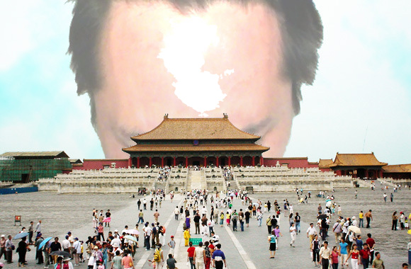 【トリビア】中国のハゲ人口は日本総人口より多い2億人と判明 / なお総ハゲ面積は和歌山県1個分