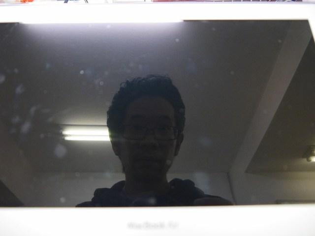 【心霊写真アリ】パソコンの画面を真っ暗にして見つめると100%キモメンの霊が写る / 絶対に霊が出てくるから試してみよう