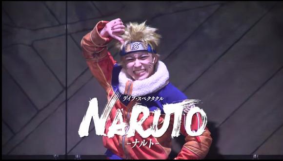 【動画】ミュージカル『NARUTO-ナルト-』の舞台映像がカッコよすぎる! 2.5次元の迫力に海外ネットユーザーも大興奮「イエス、イエス、イエスッ!!」