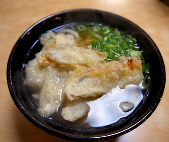 【グルメ】タモリさんも愛するという福岡・博多の「うどん平」 / 麺にコシがなくてまるで飲み物!