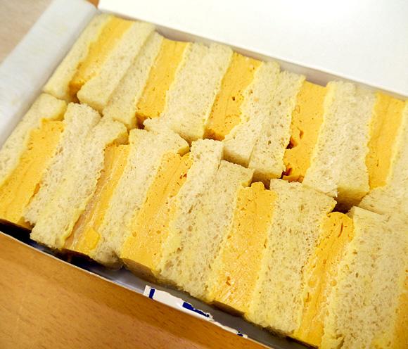 【グルメ】ミシュラン2015「ビブグルマン」を獲得したお店のだし巻きたまごサンドイッチが絶品! 有名人に親しまれる味