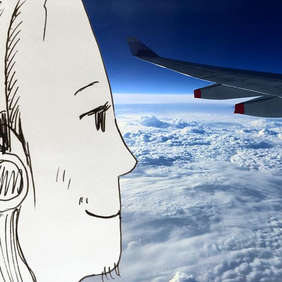 飛行機のエコノミー席を快適に過ごすテク9選